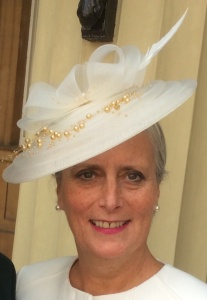 Linda MacDonald OBE