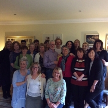 Volunteer Get Together March 2017